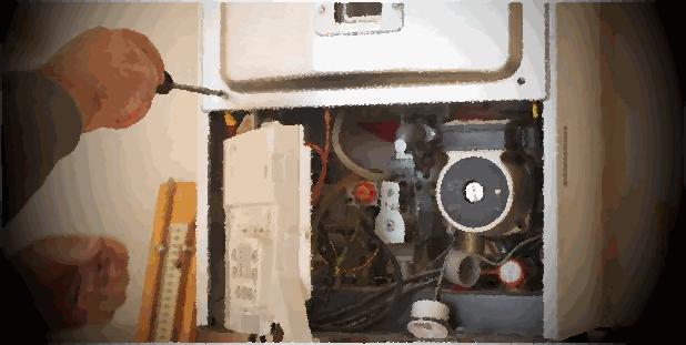Установка радиатора цена за работу