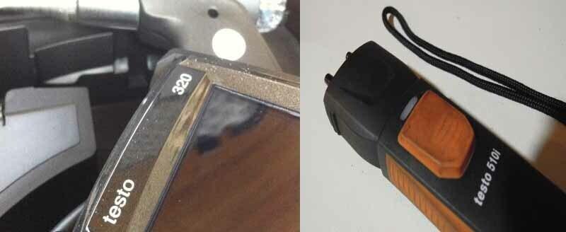 Для качественной настройки газовых котлов специалисты применяют специальные приборы